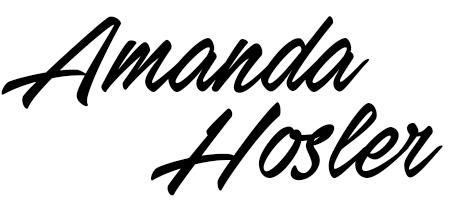 Amanda Hosler Portfolio